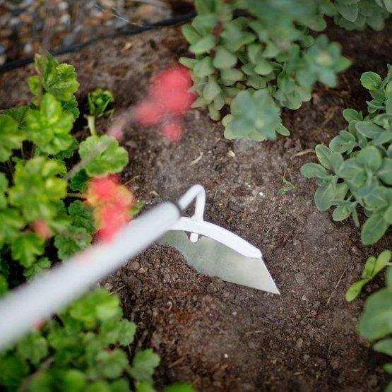 Fiskars 1019609 Toprak Çapası Beyaz