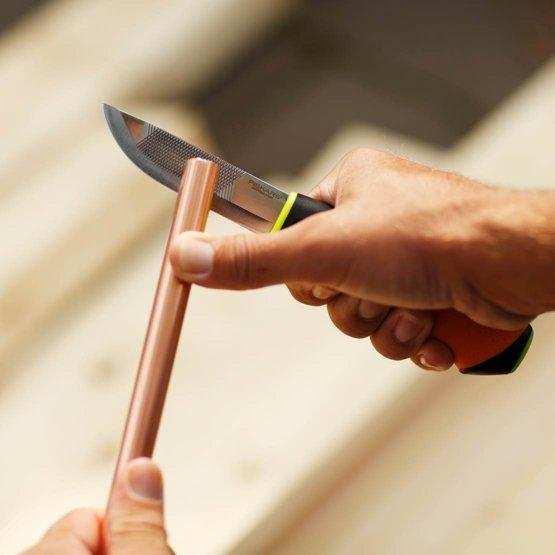 Fiskars Bileyicili Ağır İş Bıçağı
