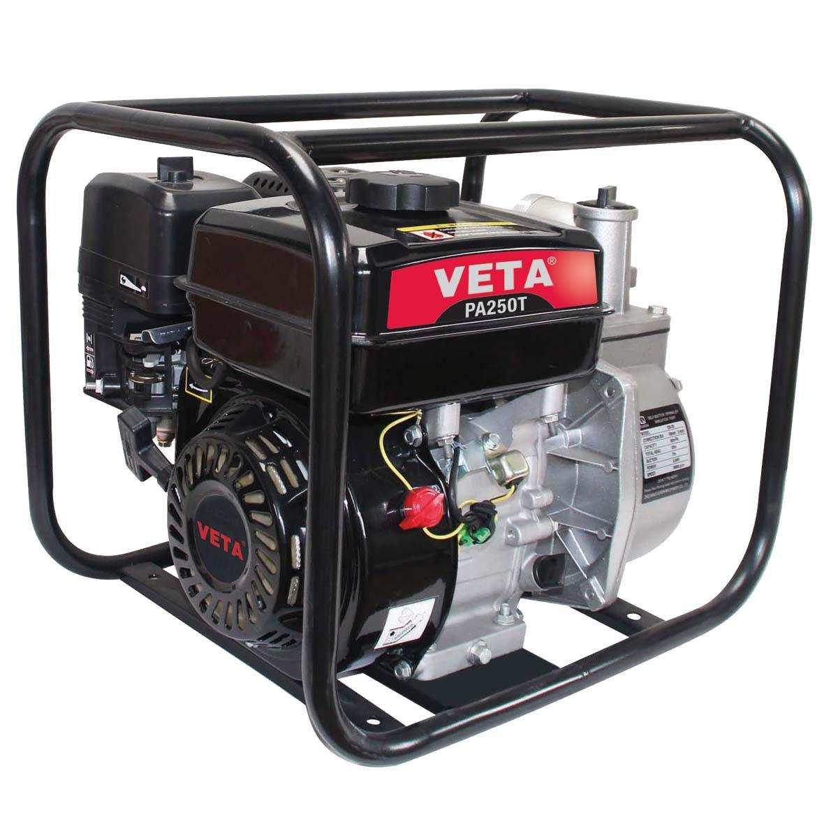 Veta PA250T Su Motoru 2